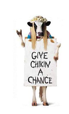 Chick-fil-A Cow