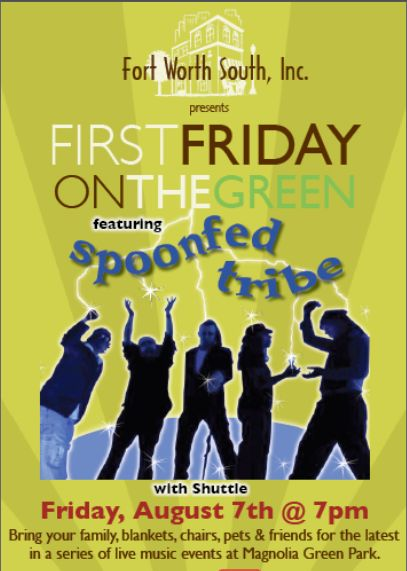 First Friday on the Green