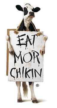Chick-fil-A Cow 2
