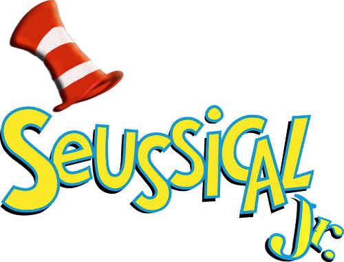 seussical jr logo