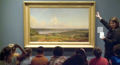Amon Carter tours