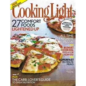 Magazine - Cooking Light