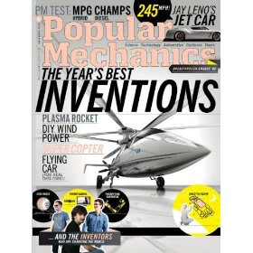 Magazine - Popular Mechanics