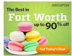 Save With Fort Worth Groupon's Daily Deal