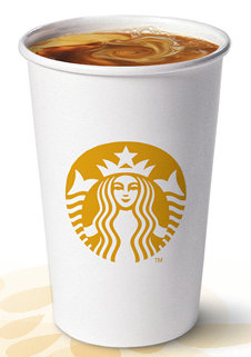 Free Starbucks Blonde