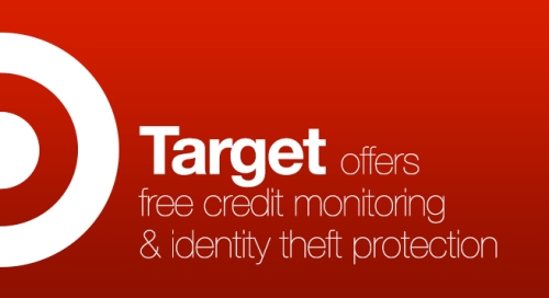 Target Free Credit Monitoring and Identity Theft Protection