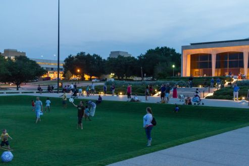 Amon Carter Art After Dark