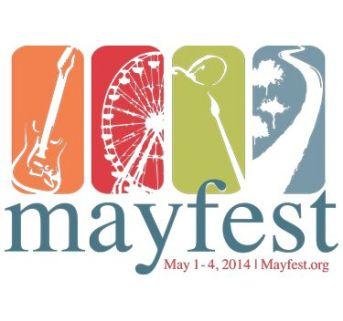Mayfest Logo 2014