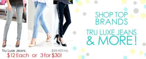 Sharon Young Bottoms Up Sale 2014 promo b