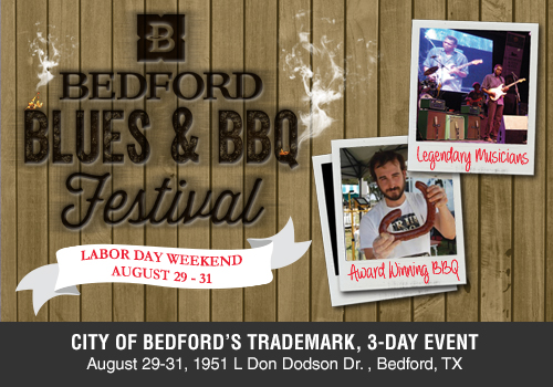 Bedford Blues BBQ 2014