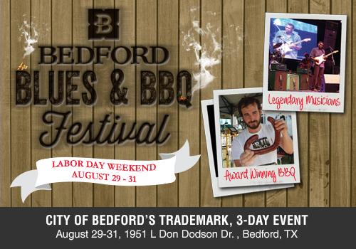 Bedford Blues BBQ 2014