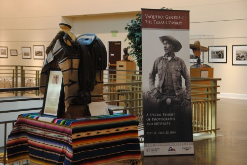 Fort Worth Library Vaquero Exhibit