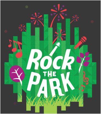 Keller Rock the Park Logo