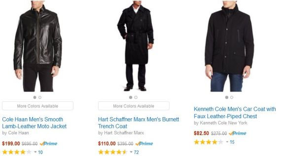 Amazon Coat Sale Men a