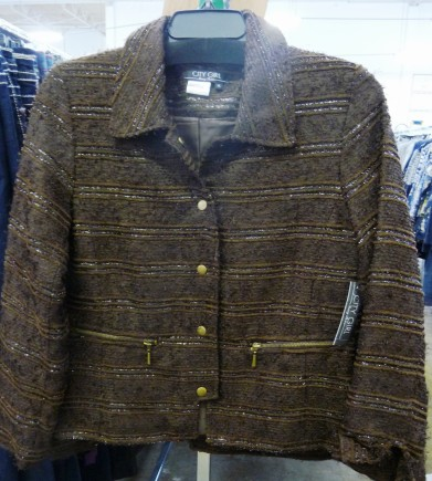 Sharon Young brown jacket nov 2014