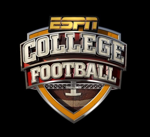 ESPN college football at Sundance Square