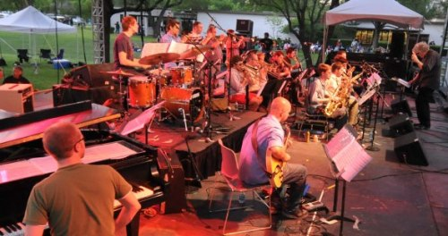 Denton Jazz Festival cr