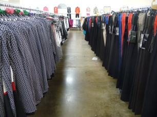 Sharon Young Warehouse Sale May 2015 slimsations