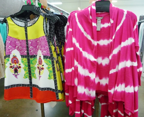 Sharon Young Warehouse Sale July 2015 Pink Sweater
