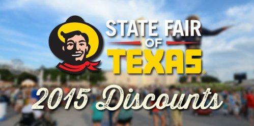 2015 State Fair Discounts