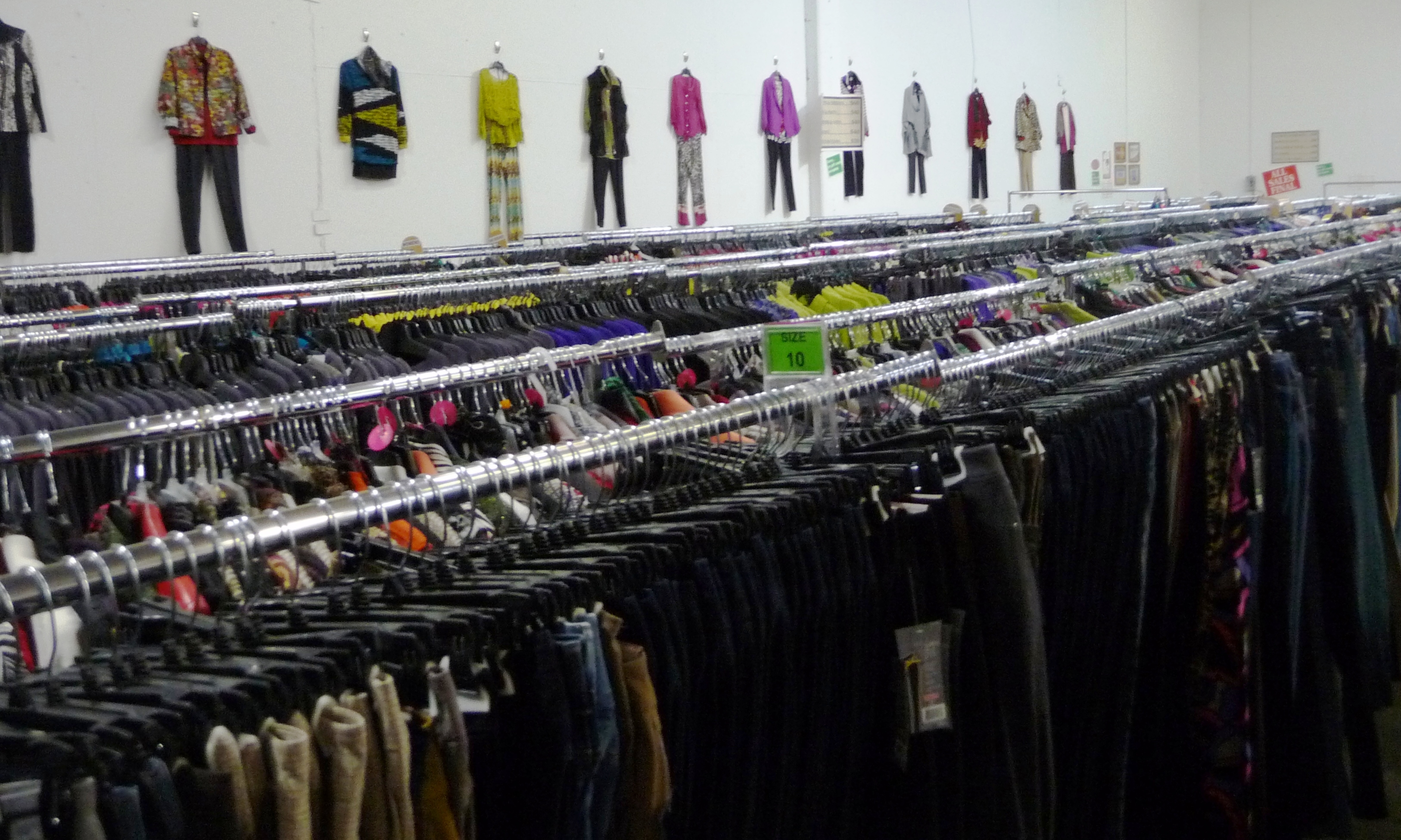Designer Clothes Warehouse | This Week Sharon Young Ladies Designer Brand Warehouse Clothing