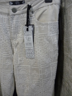 3 Ladies Designer Brand Warehouse Sale Tru Luxe Jeans Detail