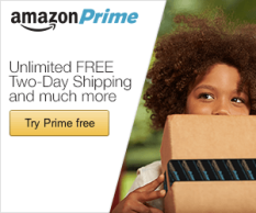 FREE Amazon 2-Day Shipping
