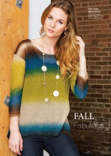Ombre Pull over Sharon Young