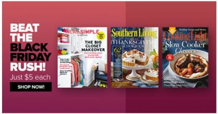 Southern Living Cooking Light Magazine 5 dollars