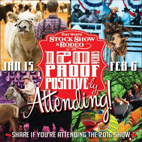 2016 Fort Worth Stock Show and Rodeo
