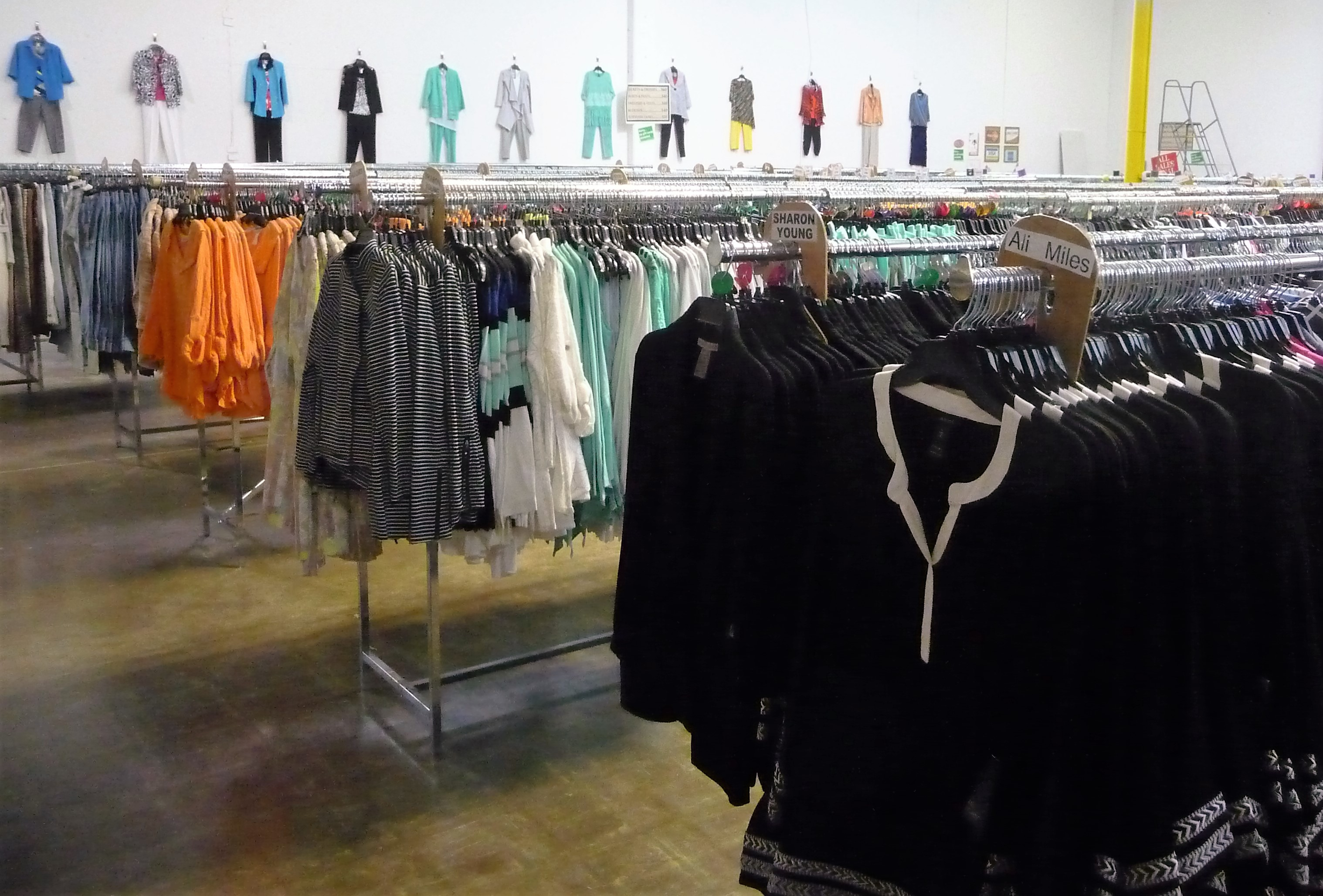 3 Day Sharon Young And Ladies Designer Brand Clothing Warehouse Sale Opens To The Public On Thursday Frugal In Fort Worth Blog Coupon Savings Personal Budget Tips Cheap Dfw Deals